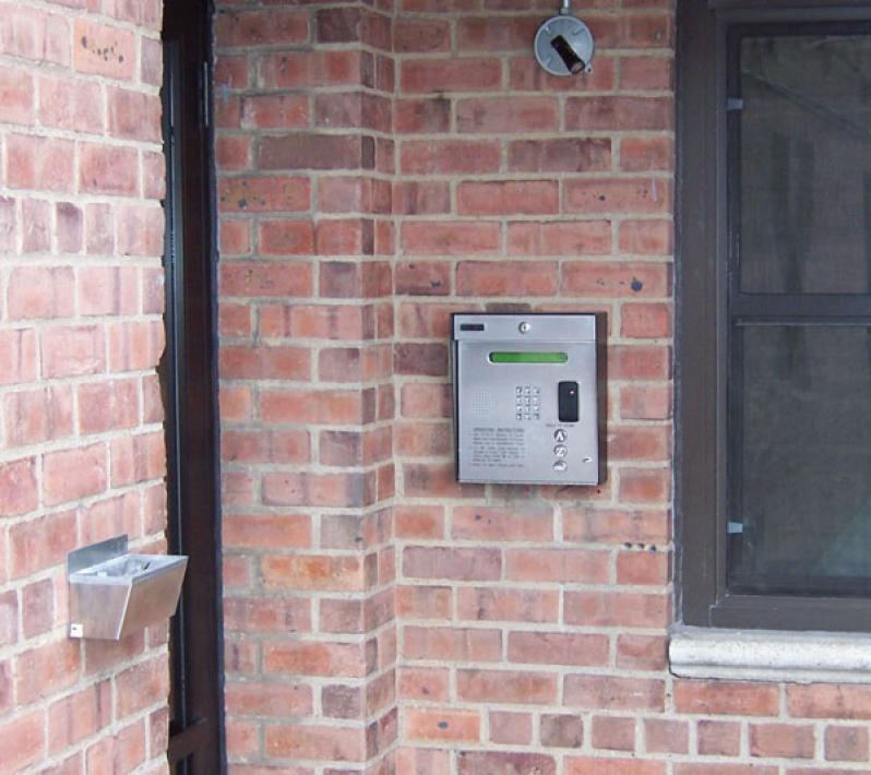 1834 Telephone Entry System Doorking Access Control