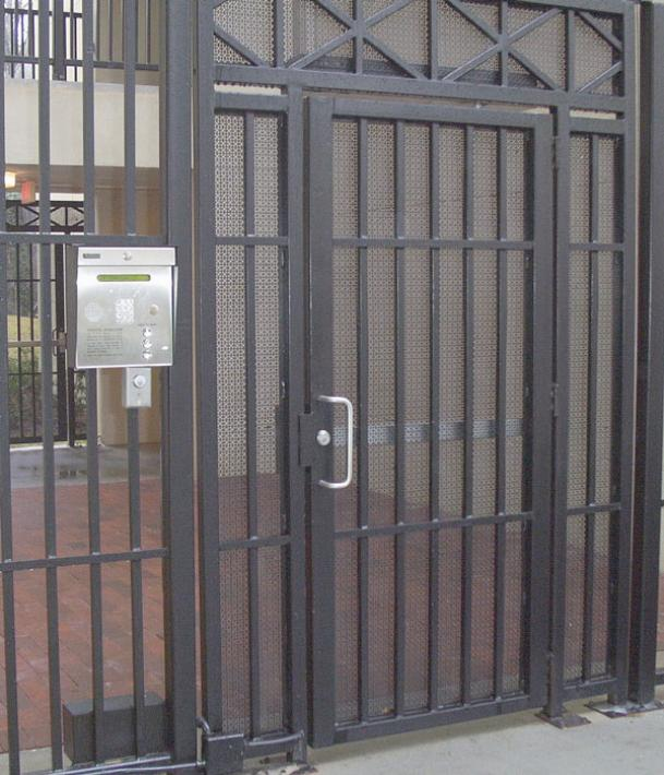 Magnetic Gate Locks Doorking Access Control Solutions