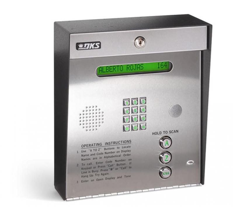 sc 1 st  Doorking & 1834 Telephone Entry System | Doorking - Access Control Solutions