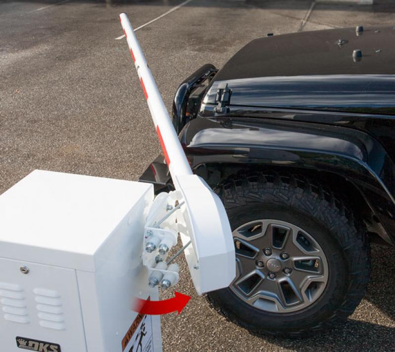 Breakaway Barrier Arms Doorking Access Control Solutions