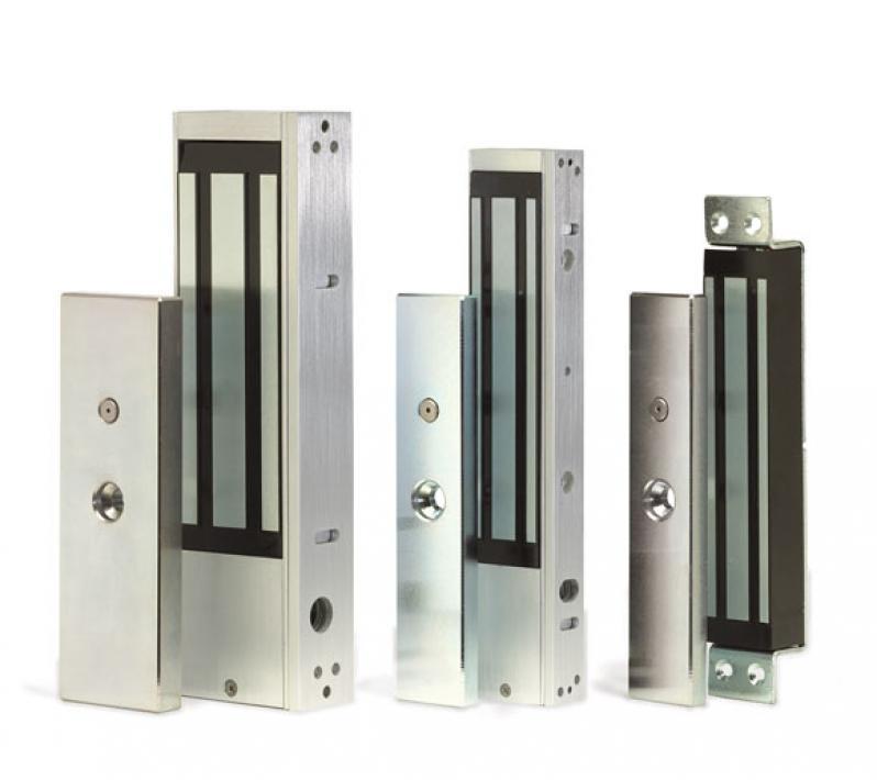 Magnetic Door Locks Doorking Access Control Solutions