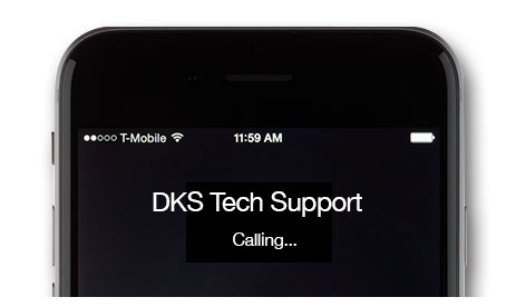 text support