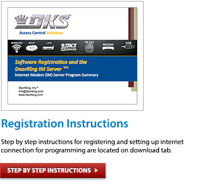 Registration Instructions