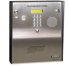 Apartment Building Entry Systems 1803 entry system | doorking - access control solutions