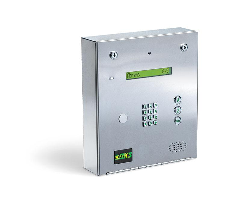 1834 Telephone Entry System Doorking Access Control Solutions