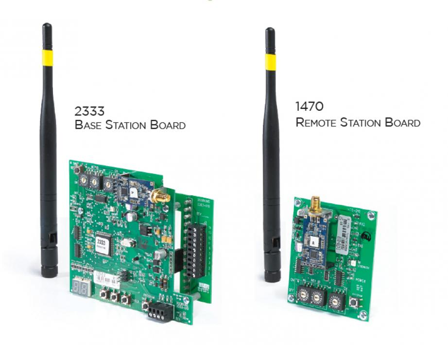 Wireless Expansion 900 MHz | Doorking - Access Control Solutions
