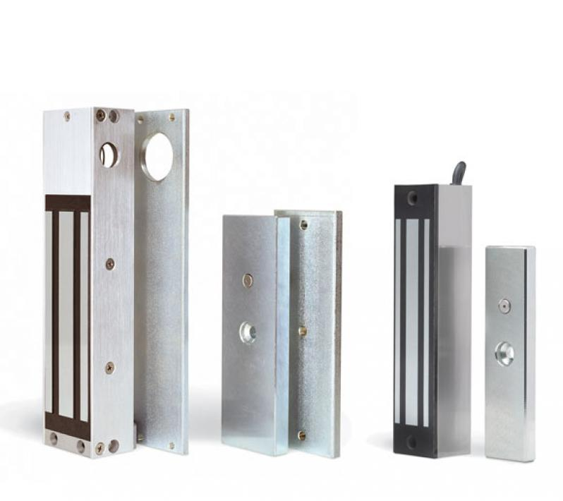 Magnetic Gate Locks | Doorking - Access Control Solutions