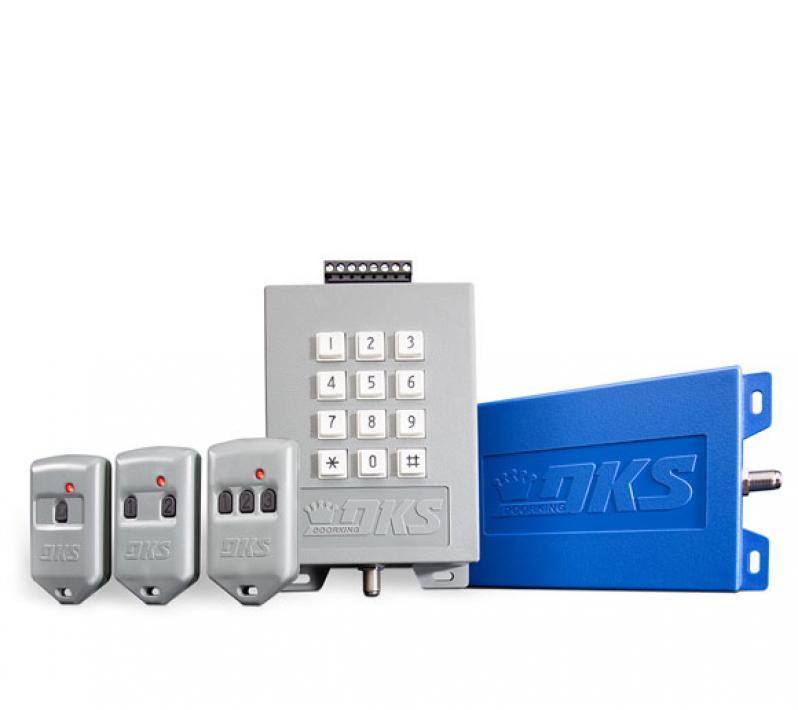 MicroCLIK® RF Controls | Doorking - Access Control Solutions