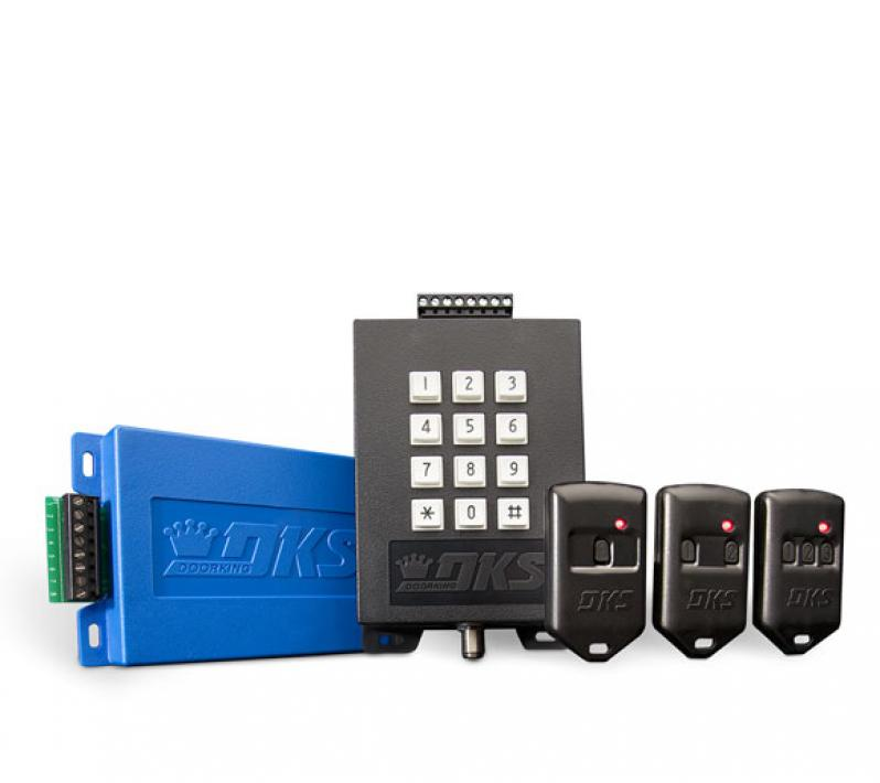 MicroPLUS® RF CONTROLS | Doorking - Access Control Solutions